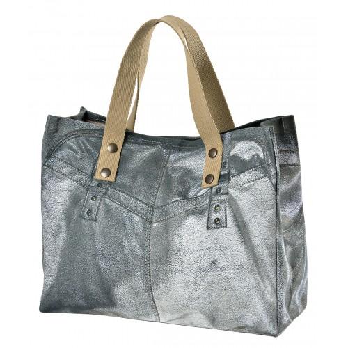 """Long bag """"argent"""""""