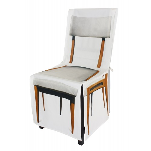 "Chair cover ""Nordik"""