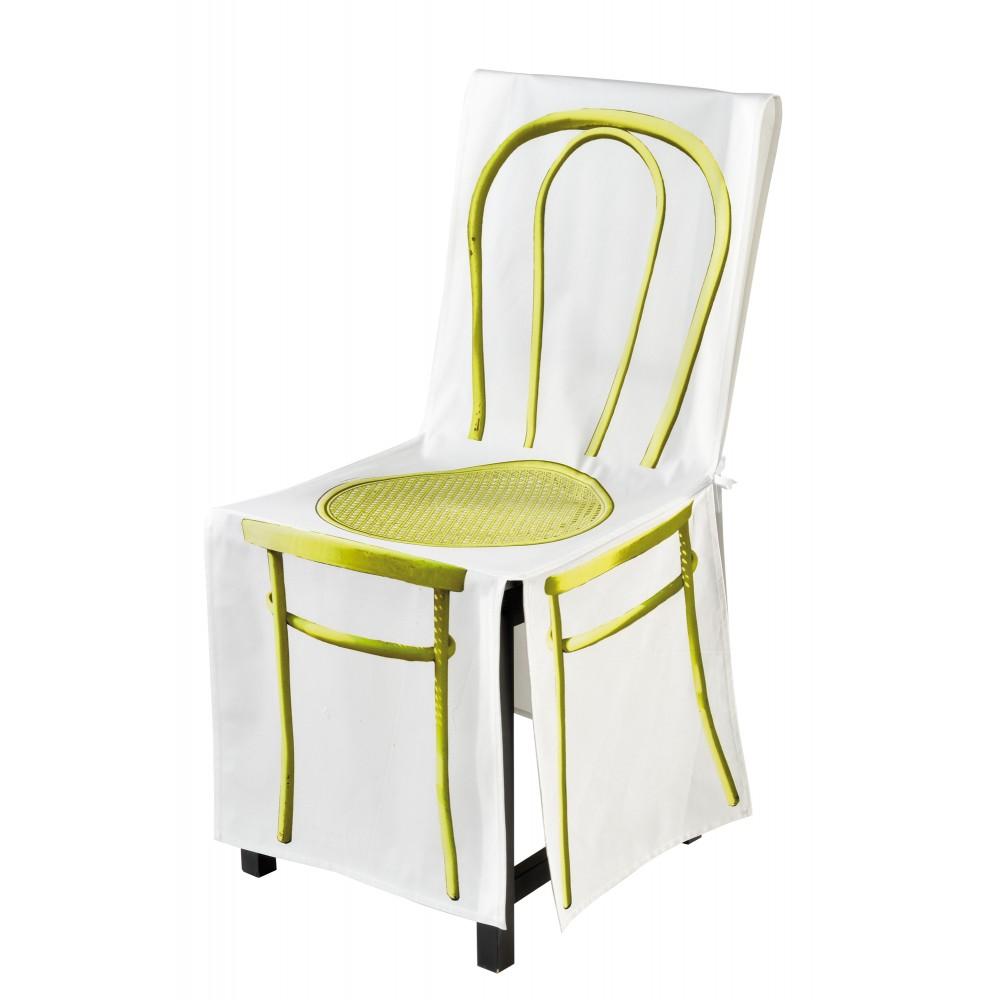 Housse de chaise eurodif maison design for Acheter housse de chaise