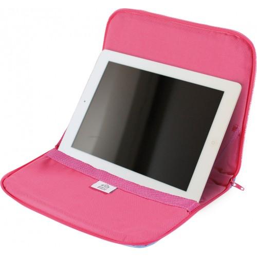 "Housse iPad ""Soyons modernes"""