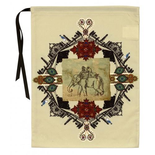 """Lingerie bag """"Voyage en Inde"""""""