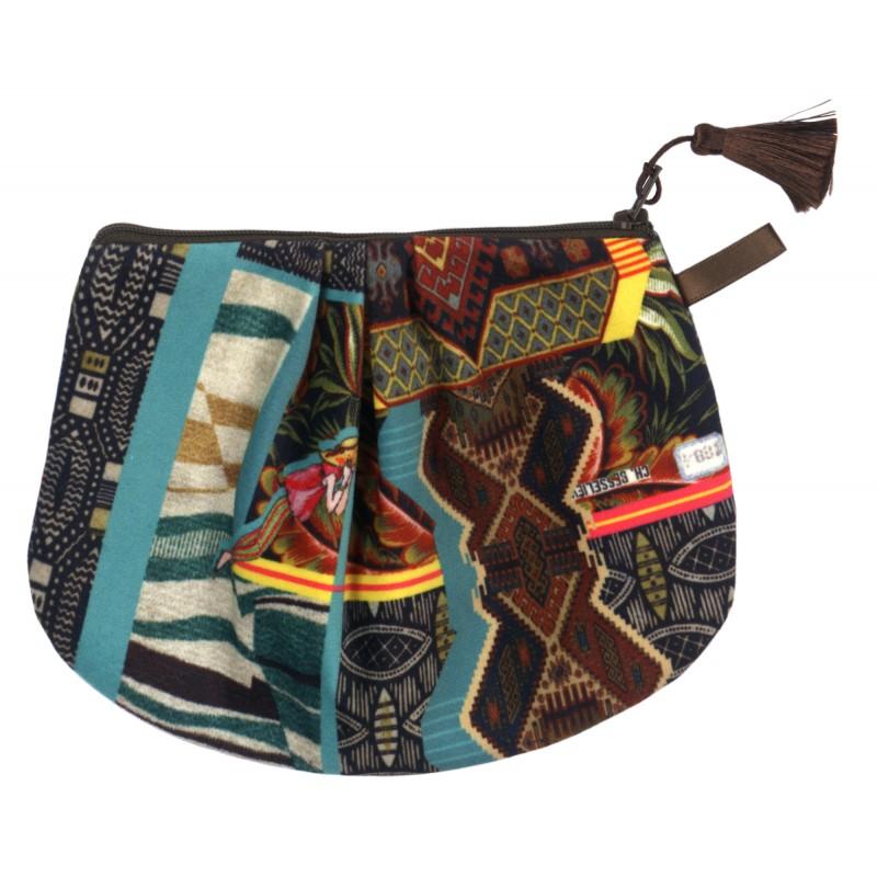 """Make-up bag """"Voyage en Afrique"""""""