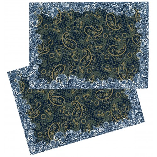 "Pack of 2 place mats ""Noël"""