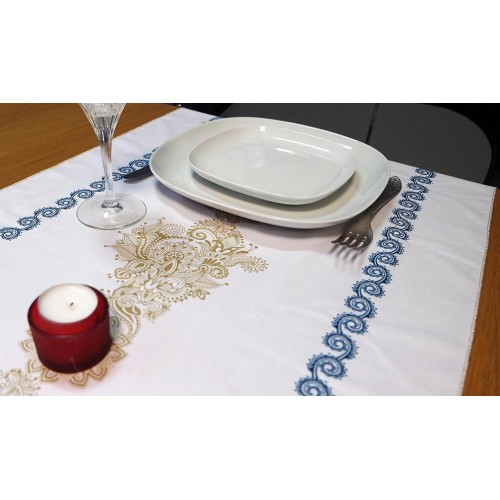"Table runner ""Noël"""
