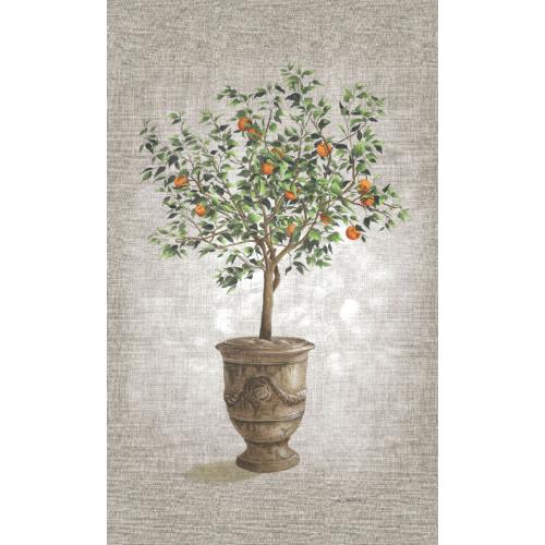"Tenture murale ""Oranger"""