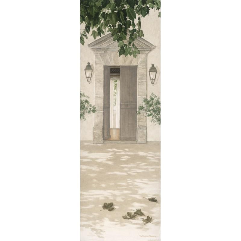 """Tenture murale """"Porte d'entrée"""""""