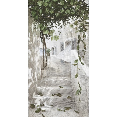 "Tenture murale ""La Bâtisse"""