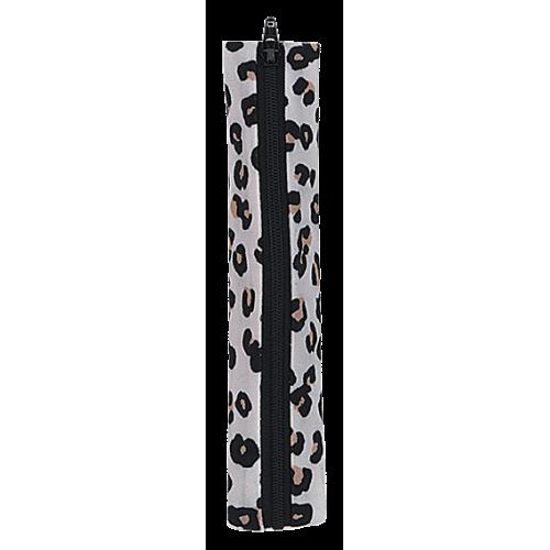 Mini trousse motif léopard